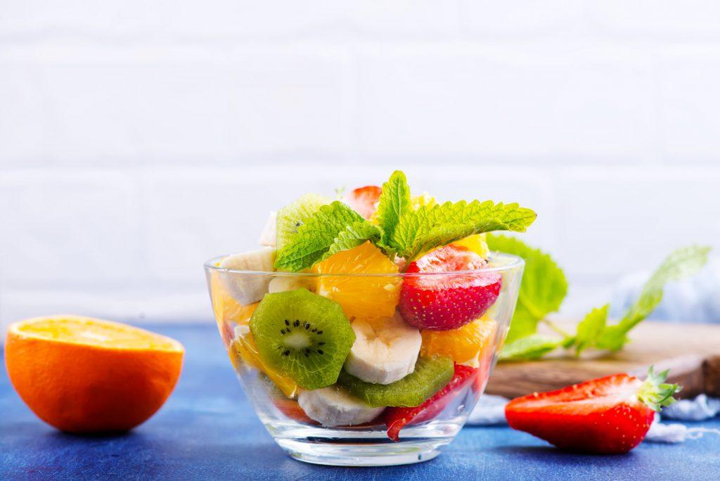 owoce witamina C